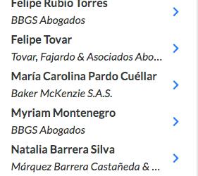 """Chambers & Partners destaca a Stella Vanegas Morales, en su ranking de la categoría """"Telecomunicaciones, medios y Tecnología""""."""
